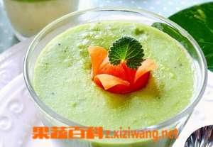 豌豆糊的营养价值和功效